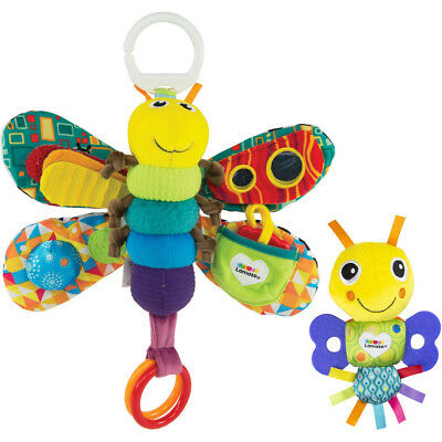 Lamaze Clip and Go Freddie the Firefly Mini Teether Gift Set