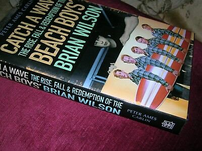 Catch A Wave The Rise, Fall & Redemption Of The Beach Boys' Brian Wilson 2006