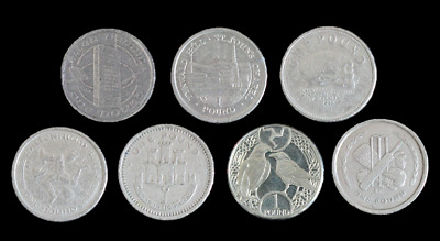 Guernsey, Gibraltar, Jersey, Isle of Man £1 Coin Hunt One Pound - UK Seller