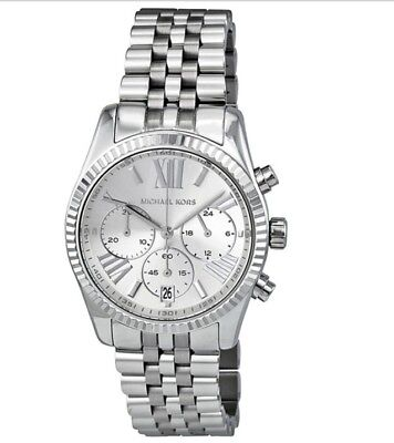 Michael Kors Lexington Chronograph MK5555 Wrist Watch for Women