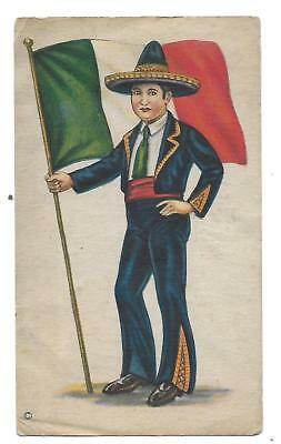 Altoona Pa. Baking Co. Victorian Trade Card Mexico City