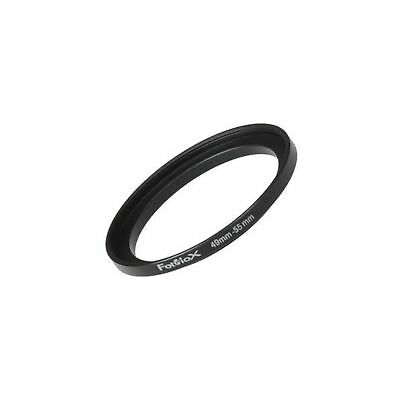 Fotodiox Metal Step Up Ring Filter Adapter, Anodized Black Aluminum 40.5mm-46...