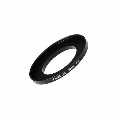Fotodiox Metal Step Up Ring Filter Adapter, Anodized Black Aluminum 39mm-58mm...