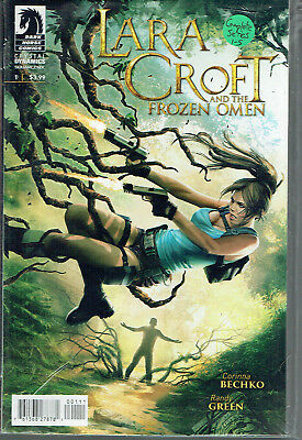 LARA CROFT AND THE FROZEN OMEN  1-5  VF/NM/9.0  range. 5-issue collection!