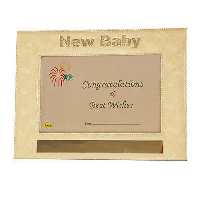 Baby Photo Frame New Baby RRP $26.95