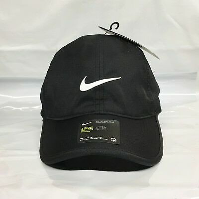 9a75c991 NIKE FEATHERLIGHT TENNIS Cap (Black) - $19.95 | PicClick