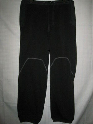Klim Inferno snowmobiling Level 1 insulated base layer pants men's M black
