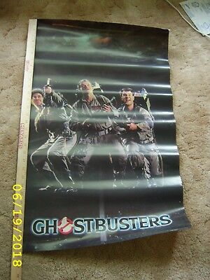 Ghostbusters 20x32 Theatrical Art Movie Poster 1984