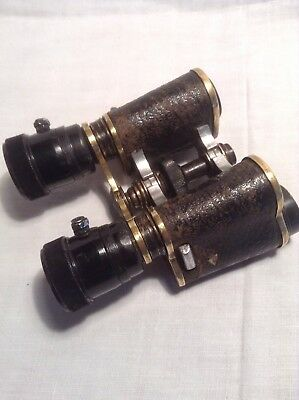Exceptional Rare Antique Mappin and Webb Binoculars