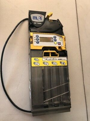 MEI Mars CF-7000 CF-7512i 5 Tube Coin Changer Mech Multiple available