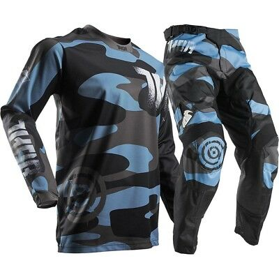 THOR Pulse Covert MX Adult Pants With FREE Matching Jersey **SPECIAL**