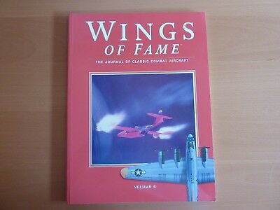Wings of Fame Volume 6