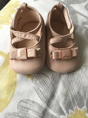 ted baker baby girl 0-3 shoes