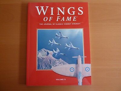 Wings of Fame Volume 5