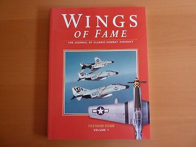 Wings of Fame Volume 1