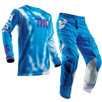 THOR Pulse Air Radiate MX Youth Pants With FREE Matching Jersey **SPECIAL**