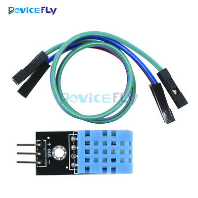 1/2/5/10PCS DHT11 Temperature and Relative Humidity Sensor Module for Arduino