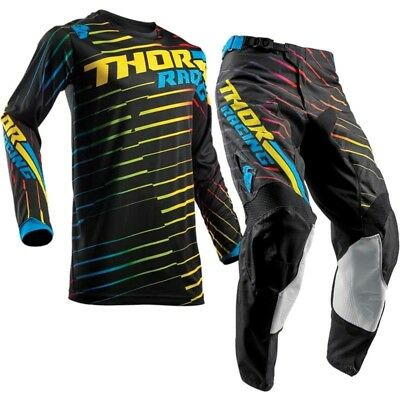 THOR Pulse Multi  MX Youth Pants With FREE Matching Jersey **SPECIAL**