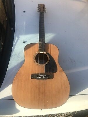 Yamaha Eterna EF-15 Accoustic Guitar
