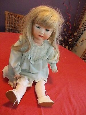 Antique/Vintage Simon & Halbig K & R Star Doll