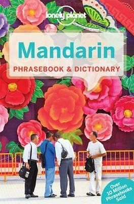Lonely Planet Mandarin (Chinese) Phrasebook & Dictionary - New