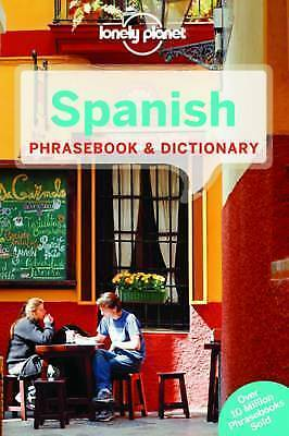 Lonely Planet Spanish Phrasebook & Dictionary - New
