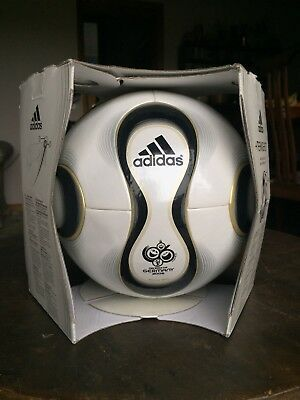 Adidas Teamgeist World Cup 2006 Official Match Ball OMB Brand New Germany