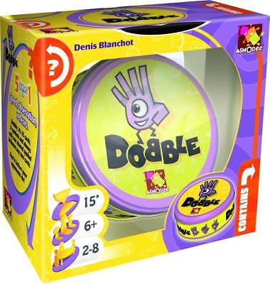 Dobble : The Award-Winning Visual Perception Card Game NEW SEALED Genuine stock