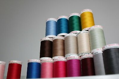 Gutermann Sew All Polyester Sewing Thread 500m