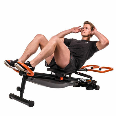 Total Fit Rowing System by New Image with BONUS Total Fit Workout DVD