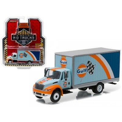 2013 International Durastar 4400 Gulf Oil Box Delivery Truck HD Trucks Series...