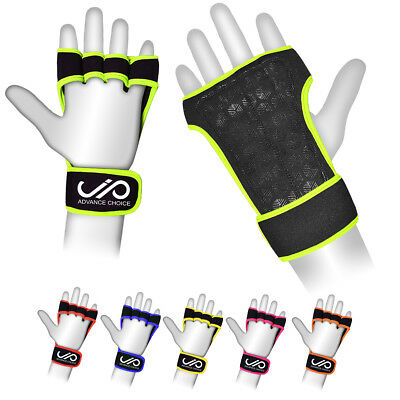 JP Weight Lifting Gloves Full Silicon Print Fitness Gloves Cross Training & Gym