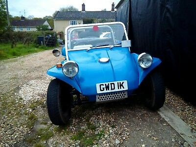 VW BUGGY BEETLE,TYPE 4, 140HP Omex/Jenvey fuel injected