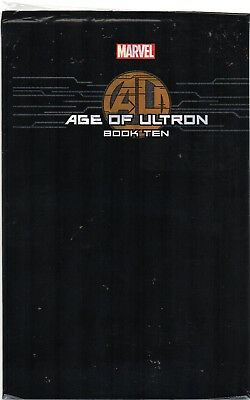 AGE OF ULTRON Book # 10 VARIANT Polybag Sealed 1st Angela 2013