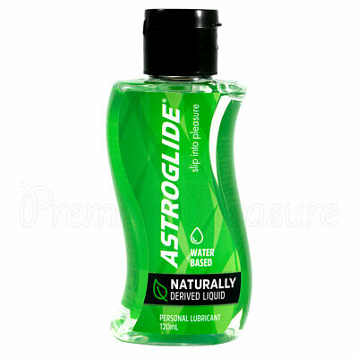 Astroglide Natural lubricant Water based Personal lube Aloe Vera Made in USA