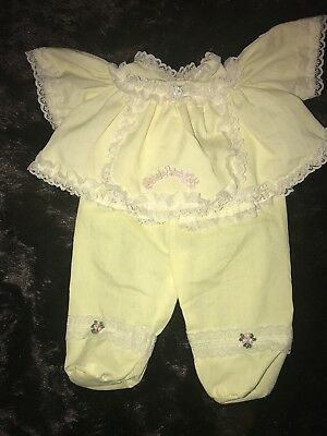 Cabbage Patch Vintage Clothing HTF