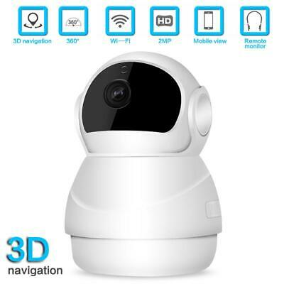 3.5in Wireless HD Video Baby Monitor 2.4GHz Night Vision Security Camera Viewer