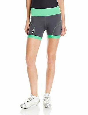 New 2Xu Tri Shorts Women's  Perform  Triathlon Training Cycling Low Rise  Xs