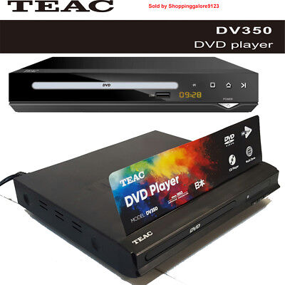 TEAC All Region DVD Player USB Recording Multi-angle viewing Multi Region Free
