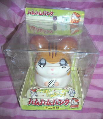 Hamtaro TORAHAM Custom OOAK Figure Bank New Hamtarou FIGURE LARGE 5.5""