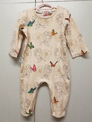 sooki baby girl jumpsuit size 1 good condition