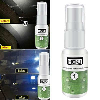 20/50ml Car Hydrophobic Coating HGKJ-4 Rainproof Agent Anti Rain Spray Windows