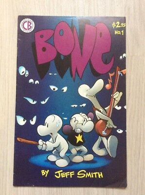 Bone #1   JEFF SMITH   US IMAGE Comic