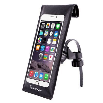 WHeeL UP Waterproof Handlebar Phone Case Bicycle MTB Front Cell Phone Mount N7K3