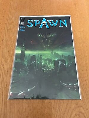 Spawn #283 Todd McFarlane Francesco Mattina Cover A Image Comics First Printing