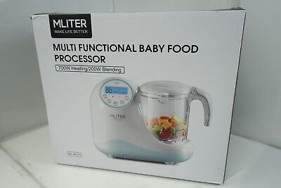 MLITER All in One Baby Food Processor ML-BF001