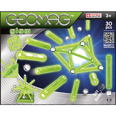 Geomag Color glow 30-tlg. (NEU)