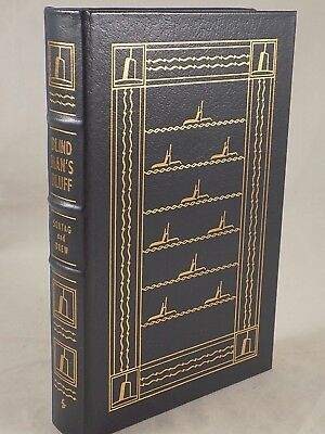The Easton Press -  Blind Man's Bluff- Sontag And Drew- Like New
