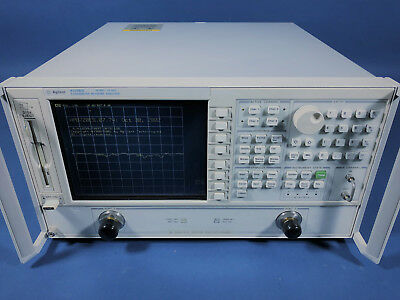 Keysight Agilent 8720ES/1D5 Vector RF Network Analyzer 50 MHz - 20 GHz