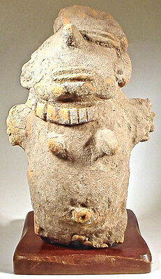 Pre-Columbian Very Early Guerrero Figure Ex Sotheby '80